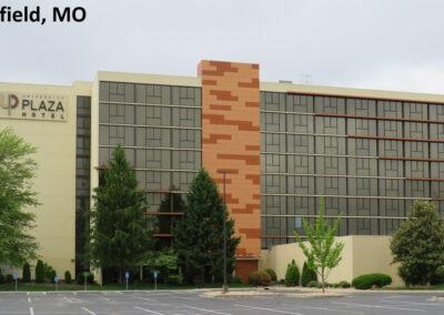 University Plaza Hotel Springfield MO
