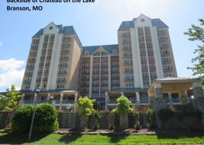Chateau on the Lake Branson
